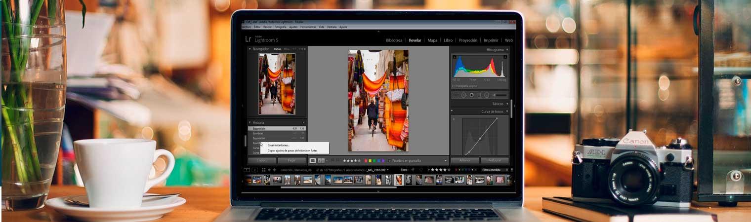 Retoque fotográfico, Pos producción, foto montaje y edición