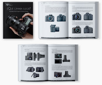 Guía para elegir tu próxima  cámara