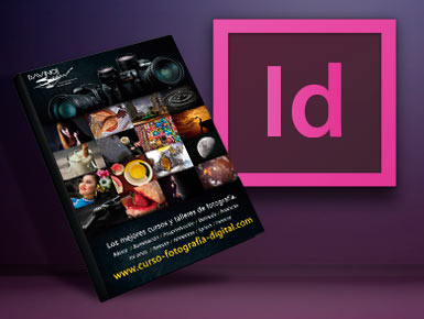 Curso de Adobe InDesign 40 h.